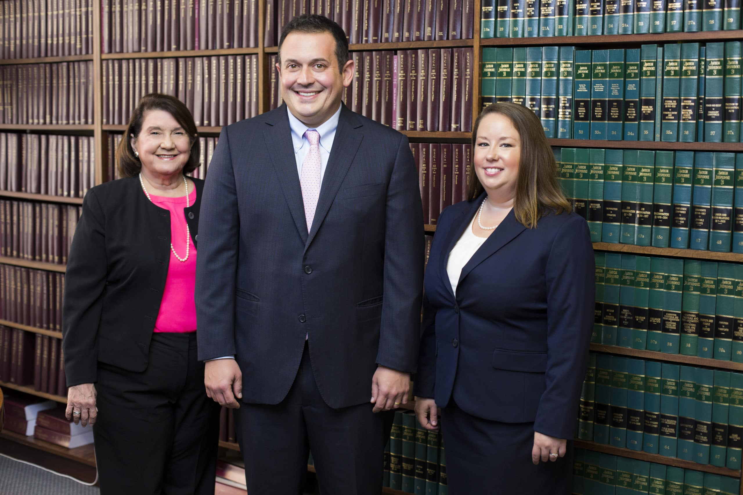 Sandra Diamond, Ben Diamond & Rachel Oliver | Estate Planning Attorneys at The Diamond Law Firm