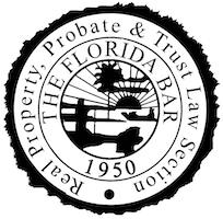 Florida Bar Real Property, Probate & Trust Law Section Logo
