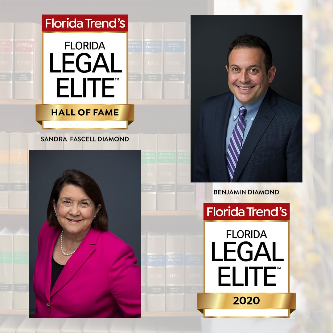 Florida Trend's Legal Elite 2020